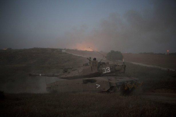 İftar vakti İsrail katliamı! 19