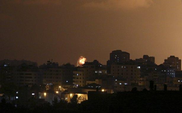 İftar vakti İsrail katliamı! 2