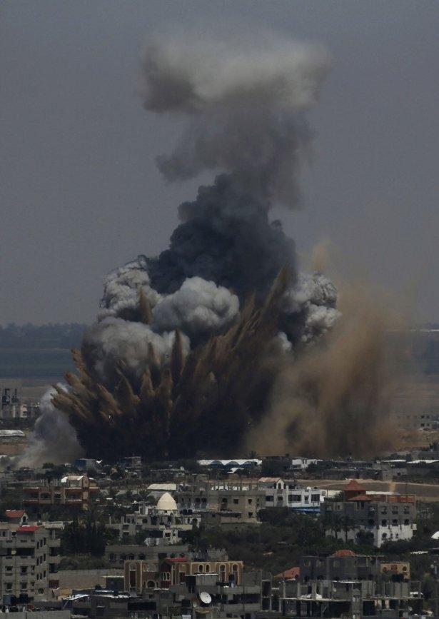 İftar vakti İsrail katliamı! 21