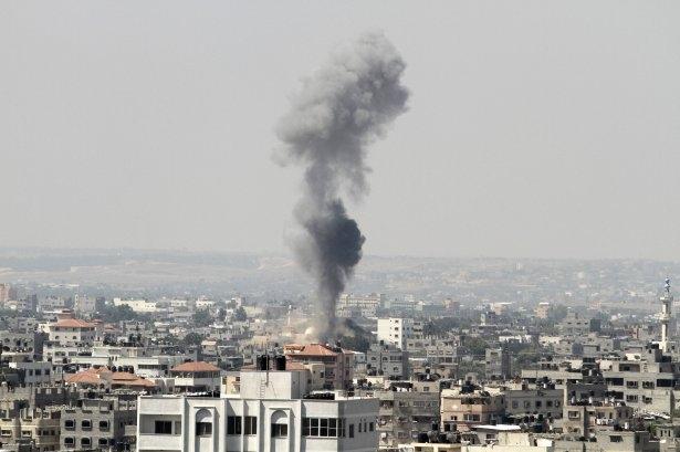 İftar vakti İsrail katliamı! 22