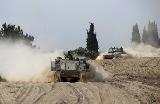 İftar vakti İsrail katliamı! 27
