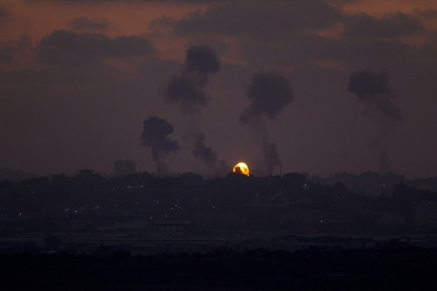 İftar vakti İsrail katliamı! 3