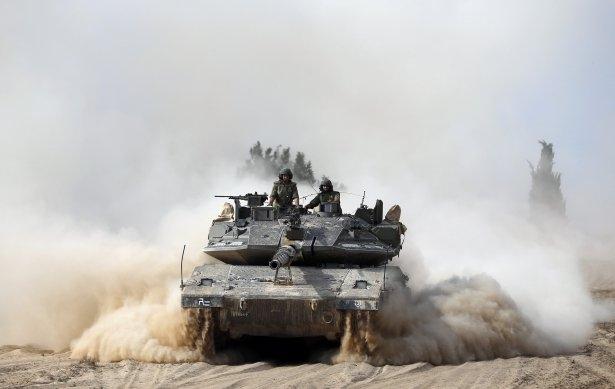 İftar vakti İsrail katliamı! 30