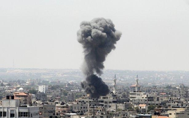 İftar vakti İsrail katliamı! 36