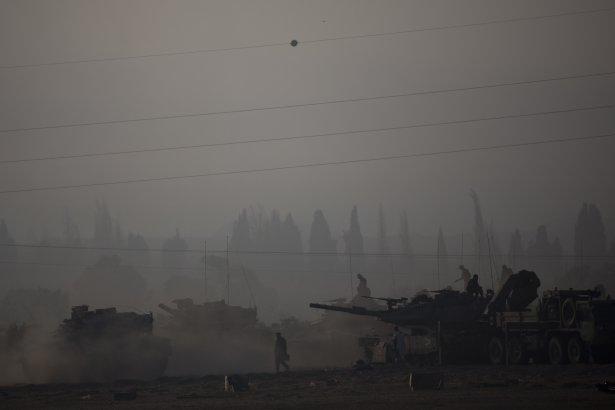 İftar vakti İsrail katliamı! 37