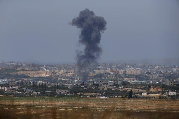 İftar vakti İsrail katliamı! 38
