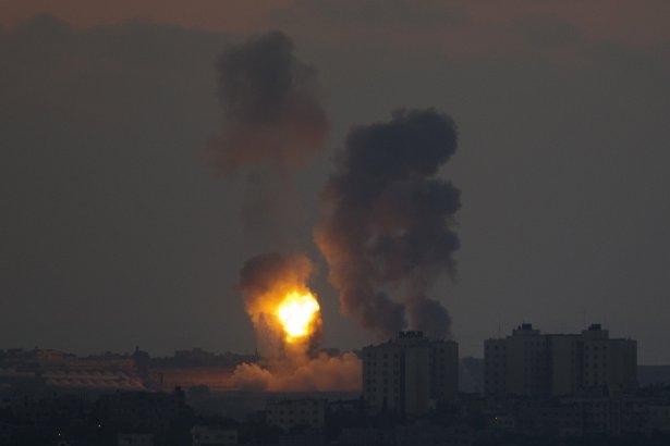 İftar vakti İsrail katliamı! 4