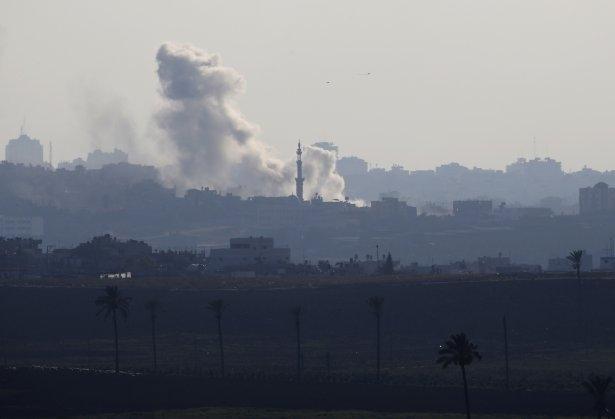 İftar vakti İsrail katliamı! 42