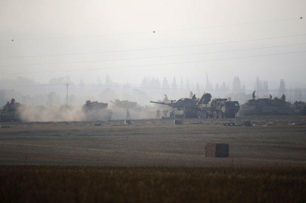 İftar vakti İsrail katliamı! 44