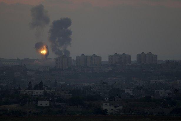 İftar vakti İsrail katliamı! 46