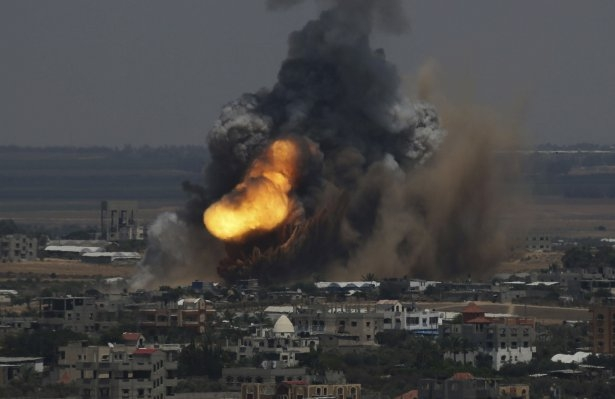 İftar vakti İsrail katliamı! 48