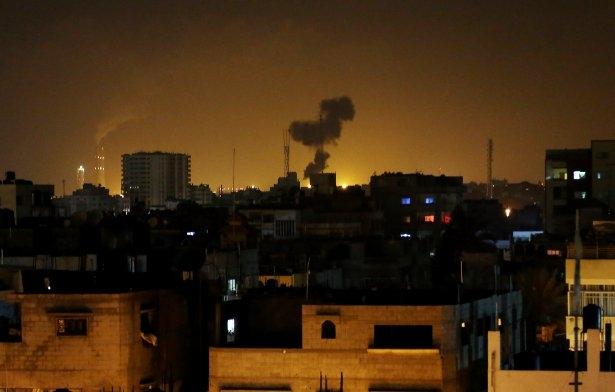 İftar vakti İsrail katliamı! 5
