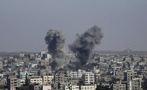 İftar vakti İsrail katliamı! 53