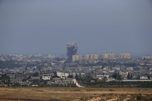 İftar vakti İsrail katliamı! 54