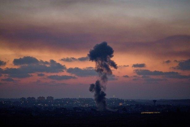 İftar vakti İsrail katliamı! 7