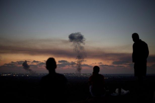 İftar vakti İsrail katliamı! 9