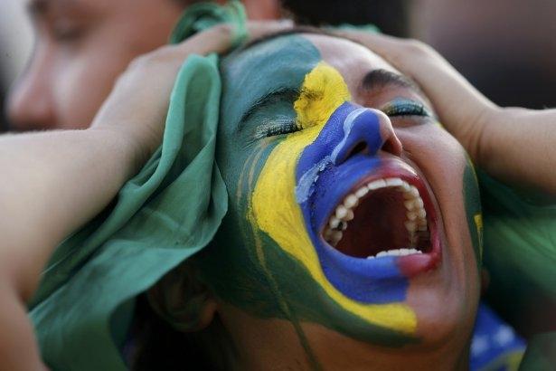 Brezilya'yı fena tiye aldılar 11