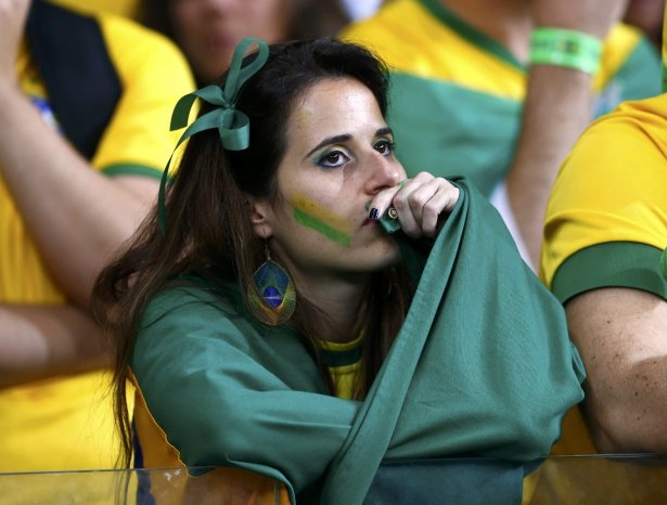 Brezilya'yı fena tiye aldılar 16