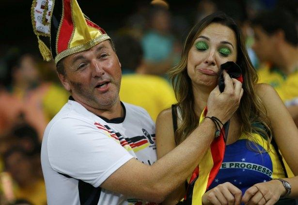 Brezilya'yı fena tiye aldılar 22