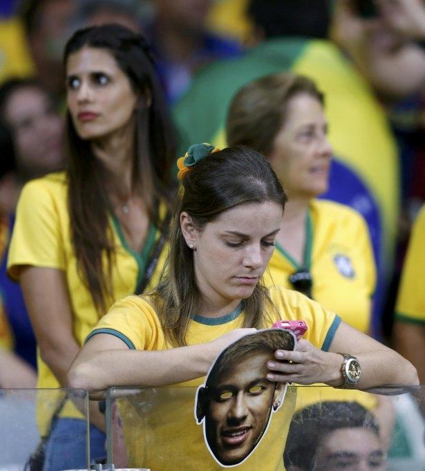 Brezilya'yı fena tiye aldılar 26