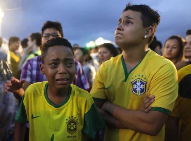 Brezilya'yı fena tiye aldılar 3
