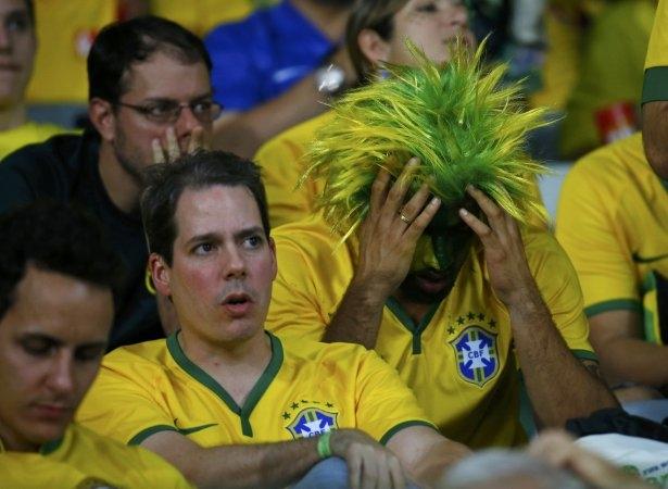 Brezilya'yı fena tiye aldılar 33