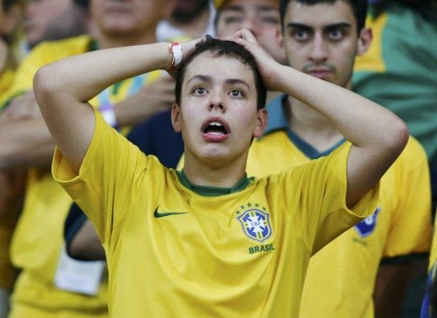 Brezilya'yı fena tiye aldılar 35