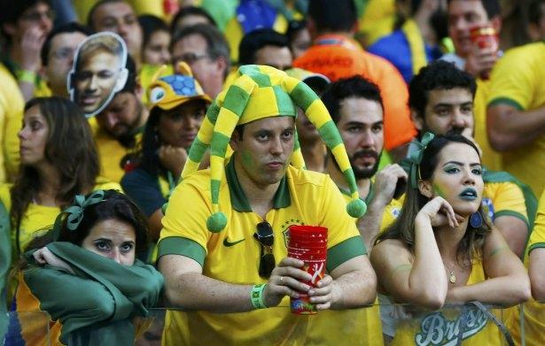 Brezilya'yı fena tiye aldılar 41