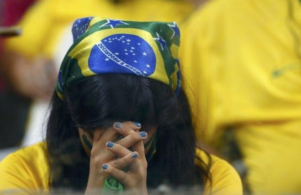 Brezilya'yı fena tiye aldılar 45