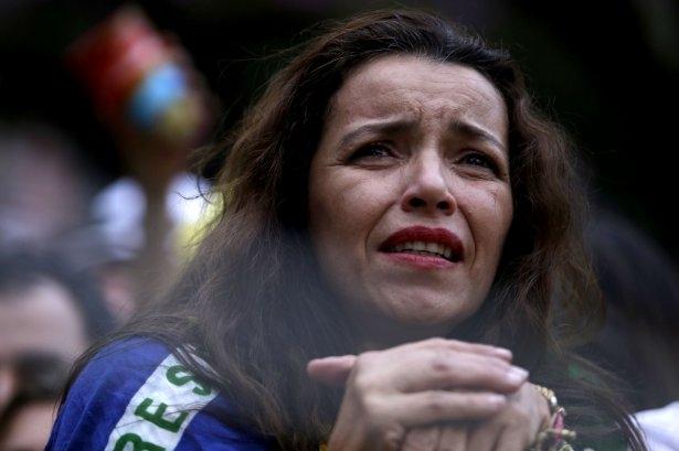 Brezilya'yı fena tiye aldılar 47