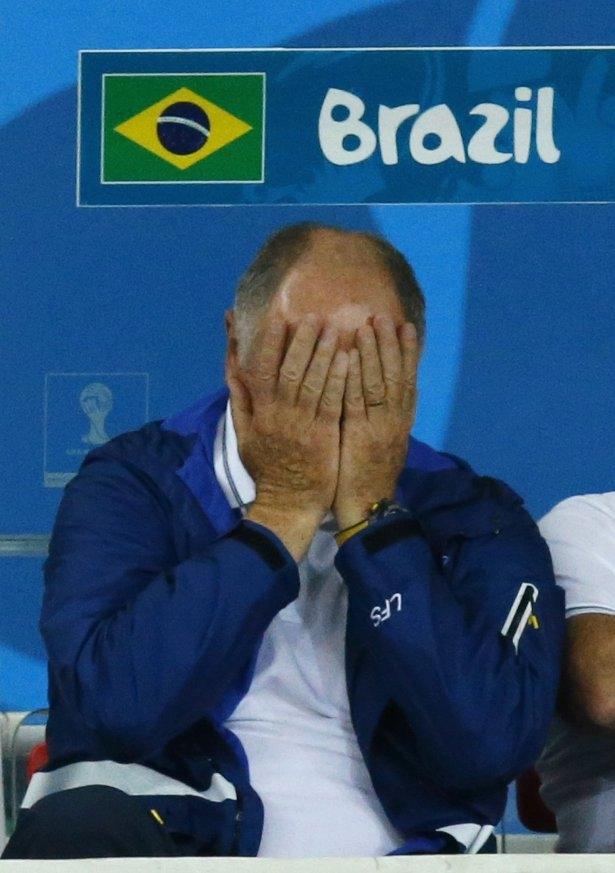 Brezilya'yı fena tiye aldılar 48