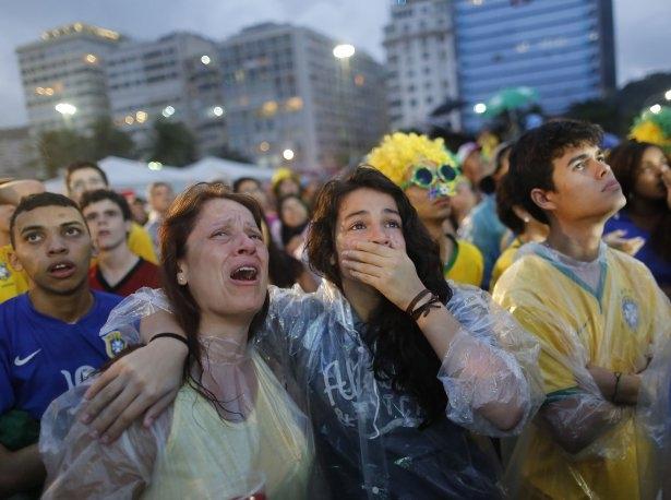 Brezilya'yı fena tiye aldılar 50