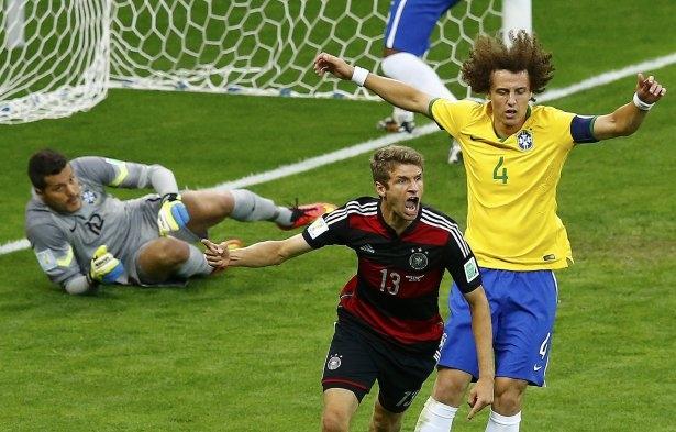Brezilya'yı fena tiye aldılar 57