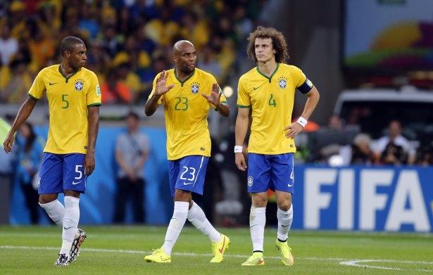 Brezilya'yı fena tiye aldılar 58