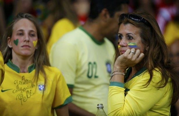 Brezilya'yı fena tiye aldılar 6