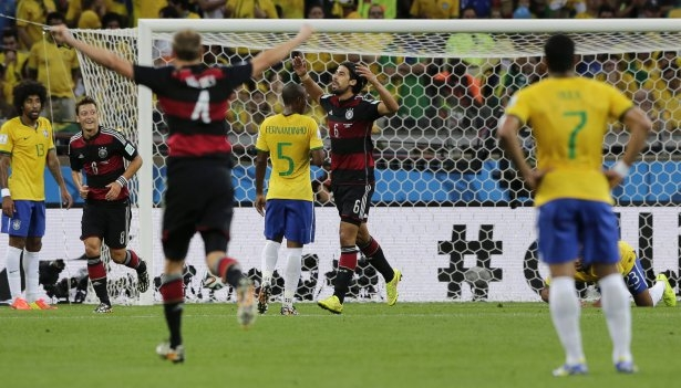 Brezilya'yı fena tiye aldılar 61