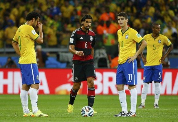 Brezilya'yı fena tiye aldılar 62