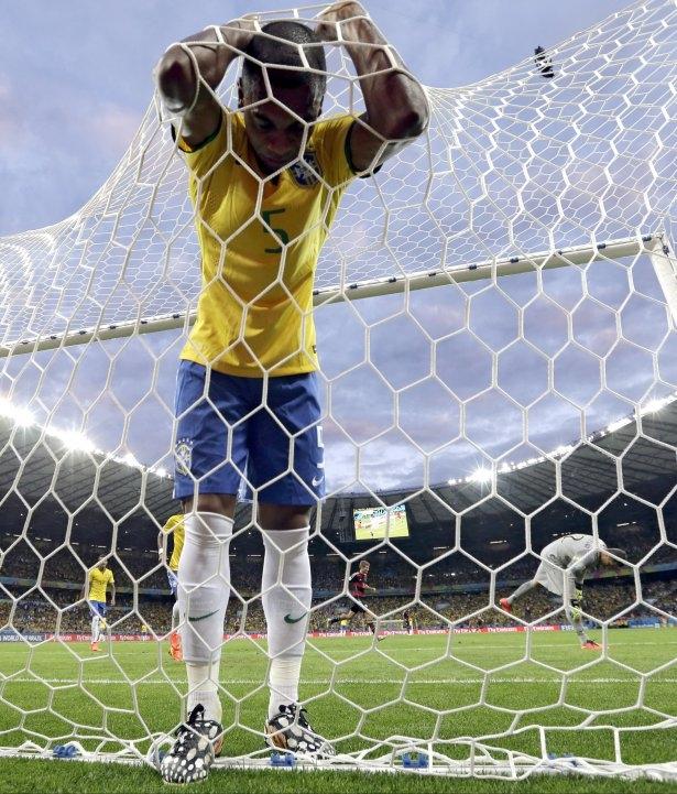 Brezilya'yı fena tiye aldılar 9