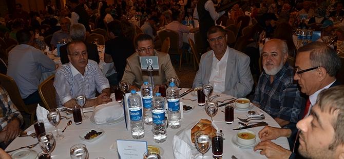 Vali Muammer Erol'dan Konya'ya iftar 13