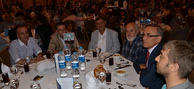 Vali Muammer Erol'dan Konya'ya iftar 14