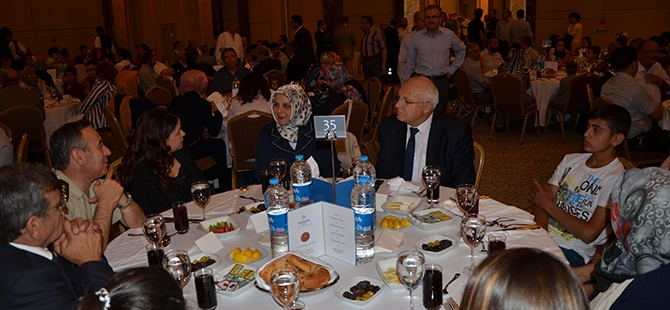 Vali Muammer Erol'dan Konya'ya iftar 15