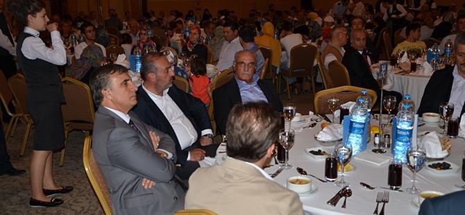 Vali Muammer Erol'dan Konya'ya iftar 17