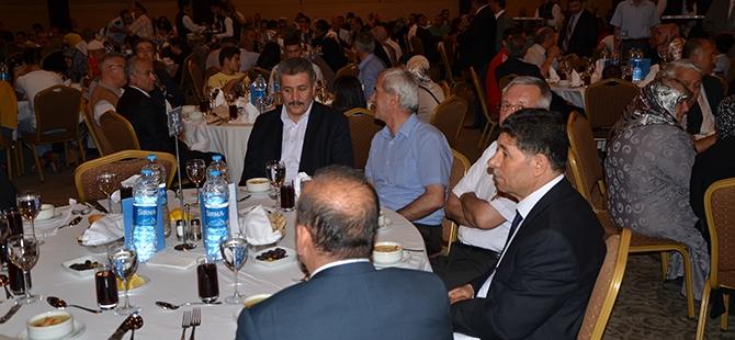 Vali Muammer Erol'dan Konya'ya iftar 18