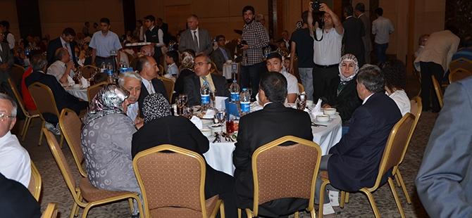 Vali Muammer Erol'dan Konya'ya iftar 19
