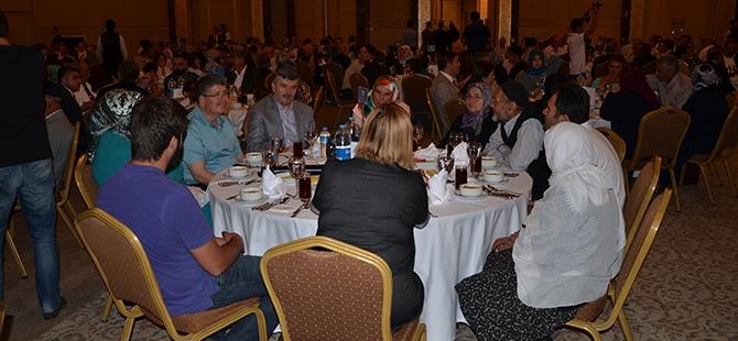 Vali Muammer Erol'dan Konya'ya iftar 2