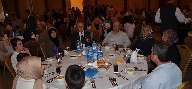 Vali Muammer Erol'dan Konya'ya iftar 21
