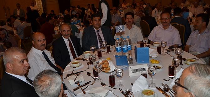 Vali Muammer Erol'dan Konya'ya iftar 22