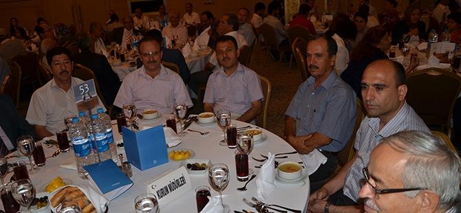 Vali Muammer Erol'dan Konya'ya iftar 23