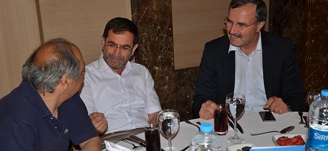 Vali Muammer Erol'dan Konya'ya iftar 24