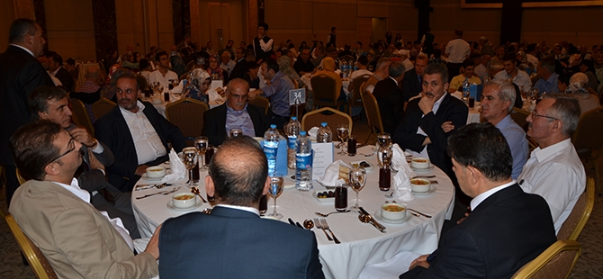 Vali Muammer Erol'dan Konya'ya iftar 31